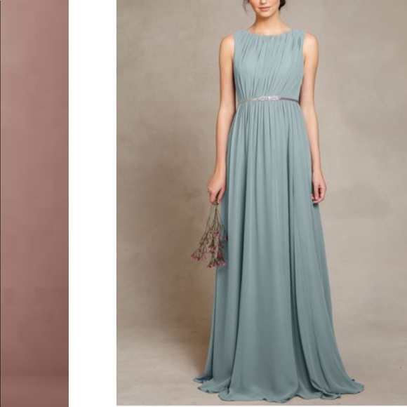 Jenny Yoo Dresses & Skirts - Jenny Yoo Eloise bridesmaid dress in Denmark Blue